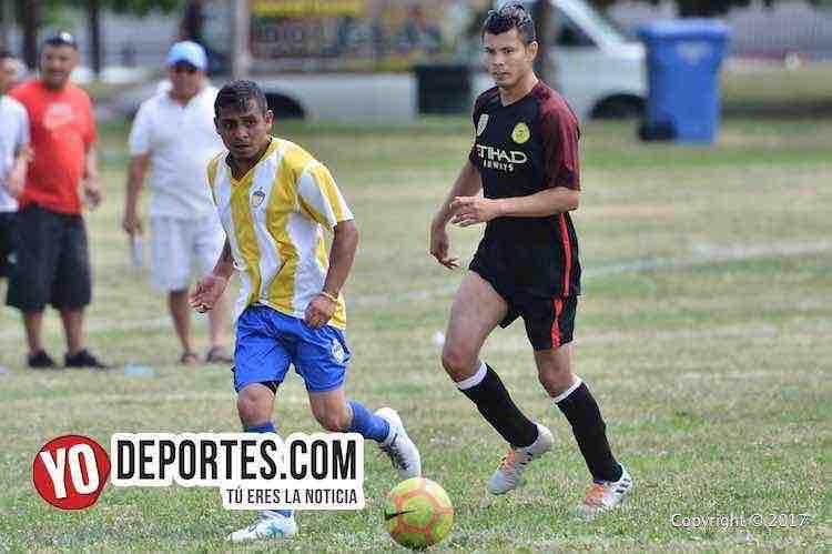 Caluroso empate entre Deportivo Oro y Tonalapa