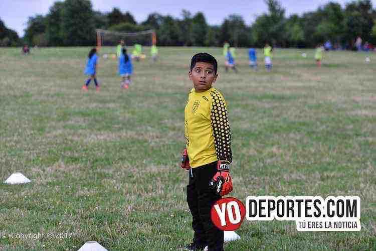 Tuzos Chicago Soccer Academy-Mario Torres