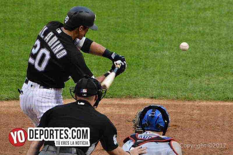 Tyler Saladino-Medias Blancas-White Sox-Dodgers
