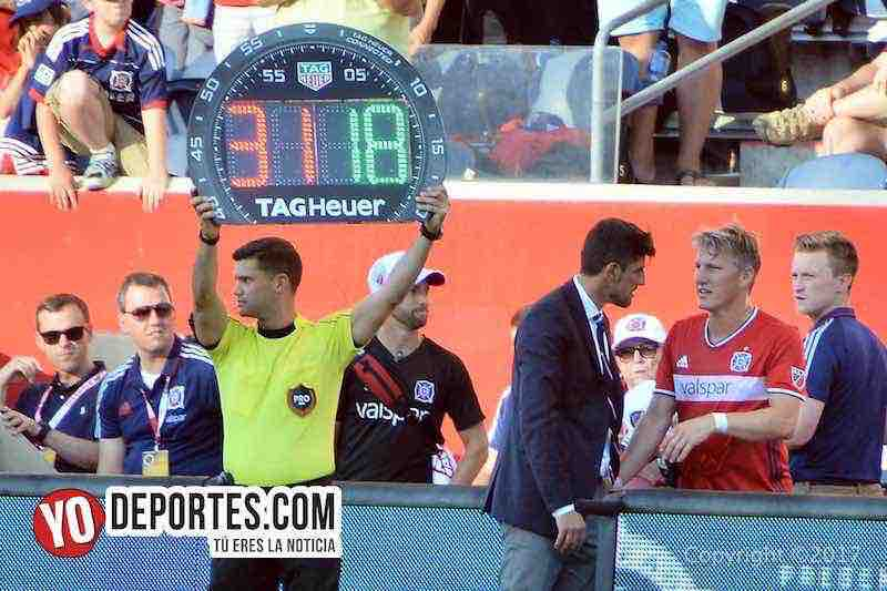 Veljko Paunovic-Bastian Schweinsteiger-Chicago Fire-Vancouver White Caps