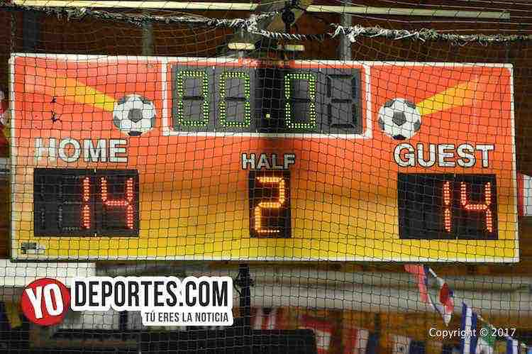 Acambaro-Celaya Red-Chitown Futbol-empatados