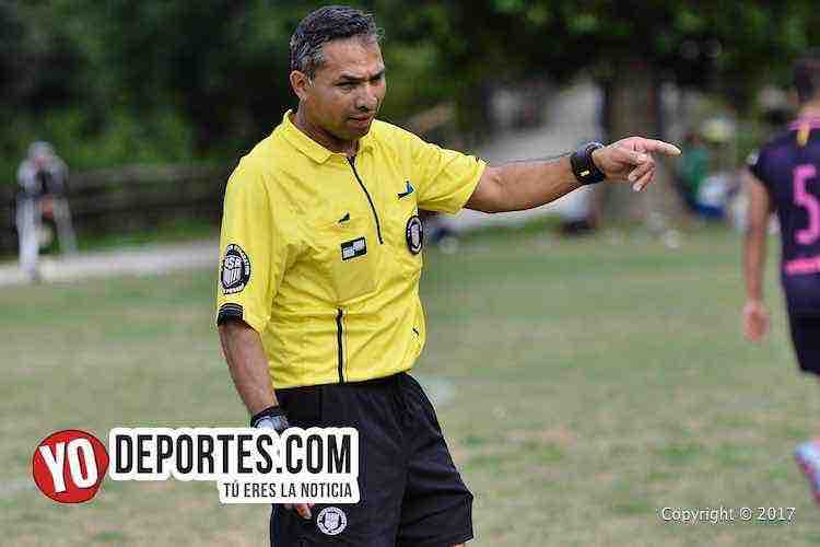 Toros Neza expulsados por atacar árbitro en la 5 de Mayo Soccer League