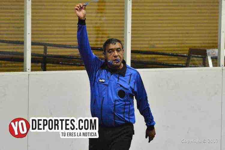 Arbitro Juan Jaramillo-Acambaro-Celaya Red-Chitown Futbol