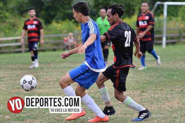 Artilleros Brasil-Yuriria-Liga 5 de Mayo-league