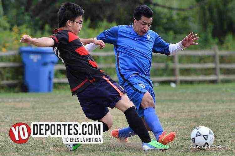 Artilleros Brasil-Yuriria-Liga 5 de Mayo-soccer-league