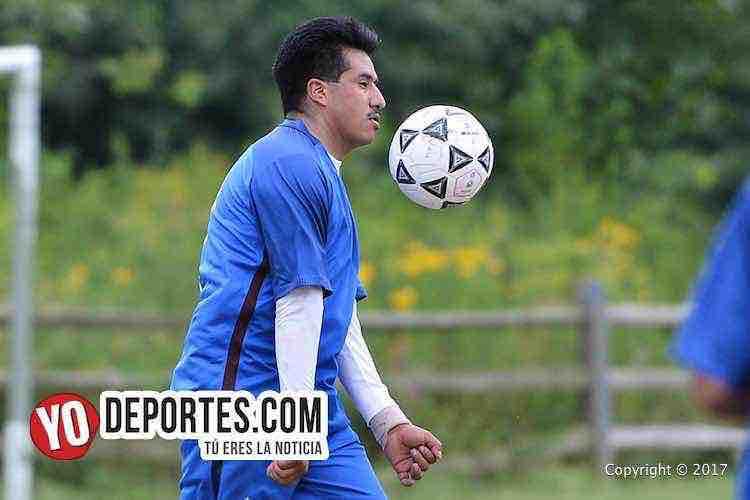Artilleros Brasil-Yuriria-Liga 5 de Mayo soccer league