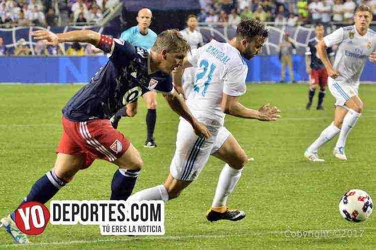 Borja Mayoral-Real Madrid-MLS Allstar-Soldier Field