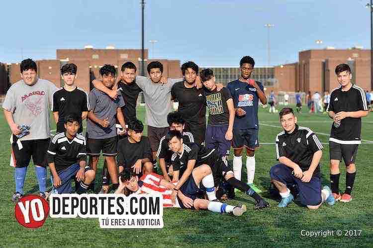 Cejas FC goleado por Deportivo La Roma en La Villita Park
