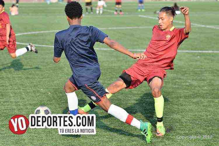 Deportivo Roma-Cejas FC-Chicago Soccer League-La Villita Park