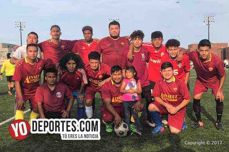 Deportivo Roma-Chicago-Chicago Soccer League-La Villita Park