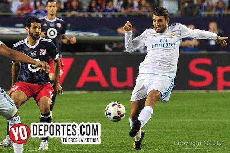 Diego Valeri-Real Madrid-MLS Allstar-Soldier Field