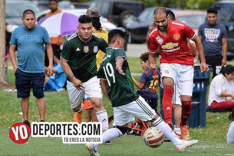Douglas Boys-Estrella Blanca-Liga Douglas-Soccer