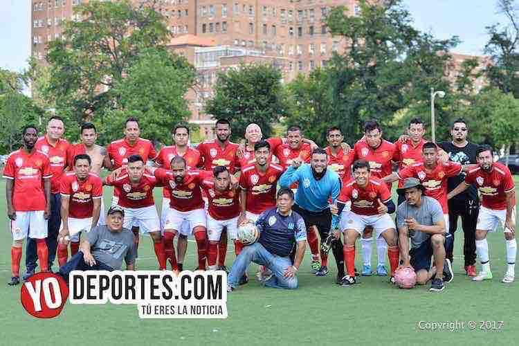 Estrella Blanca-Hidalgo-Liga Douglas-soccer