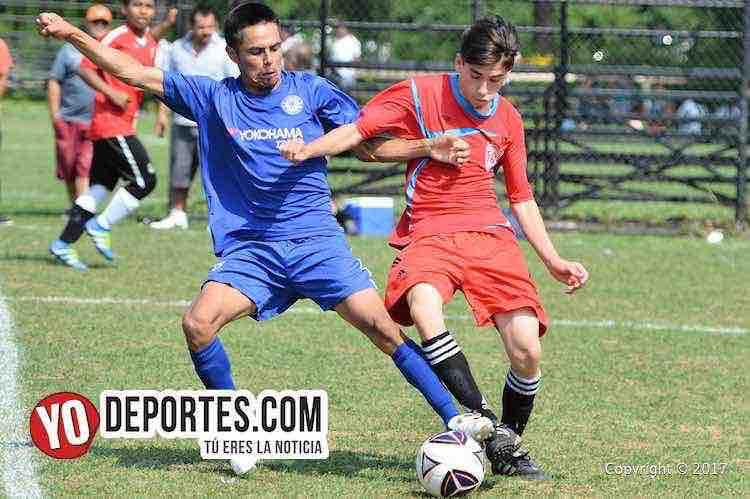 Futbol-Adjuntas-Devils 5 de Mayo Soccer League