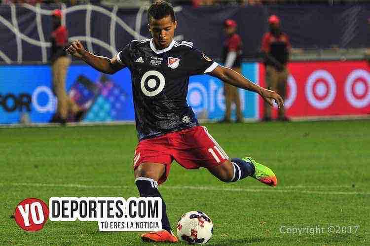 Giovani Dos Santos-Penales-Real Madrid-MLS Allstar-Soldier Field