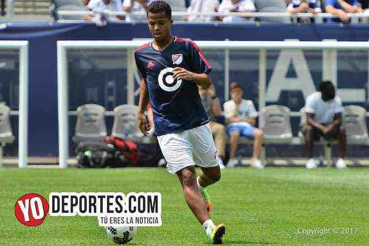 Giovani-dos-santos-MLS Allstar Game-Soldier Field-practice