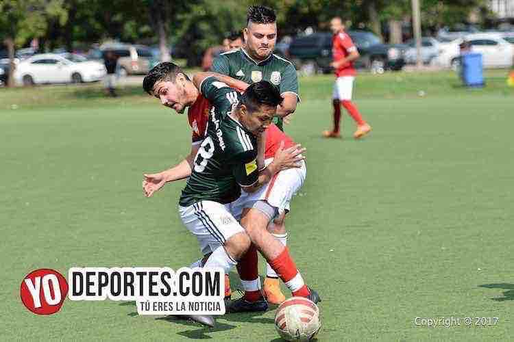Jose Cali-Douglas Boys-Estrella Blanca-Liga Douglas-Chicago