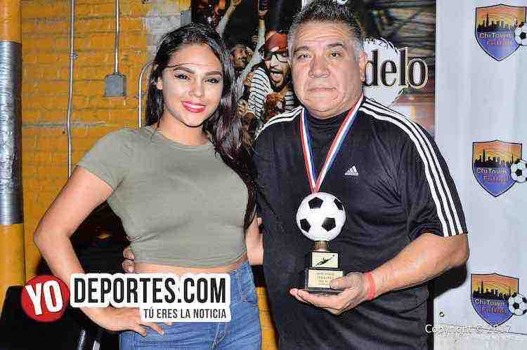 La Bamba-Deportivo El 17-Chitown Futbol-Leo Lopez Mejor Portero
