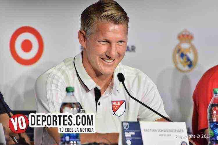 MLS All-Sttar-Bastian Schweinsteiger