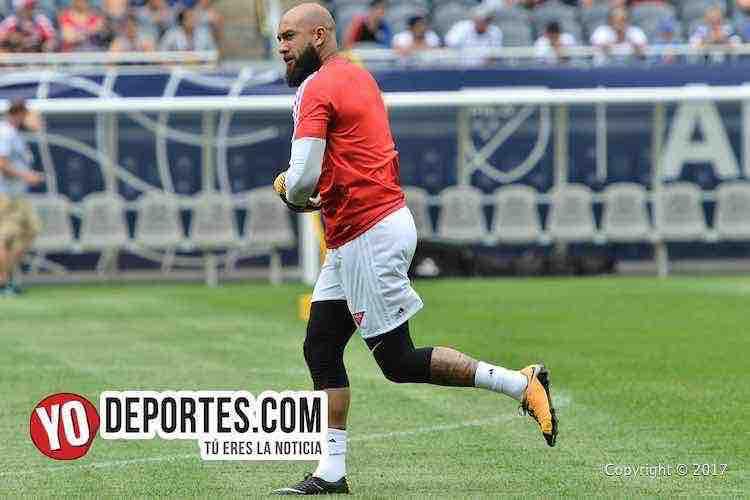 MLS Allstar Game-Soldier Field-portero