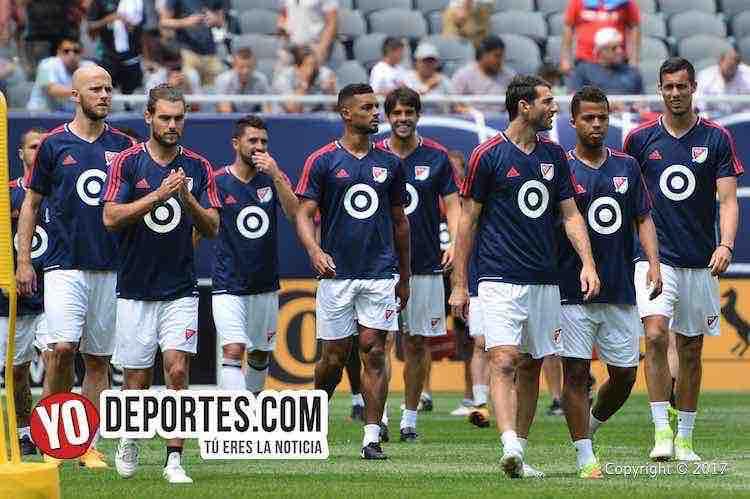 MLS Allstar-Real Madrid-Soldier Field
