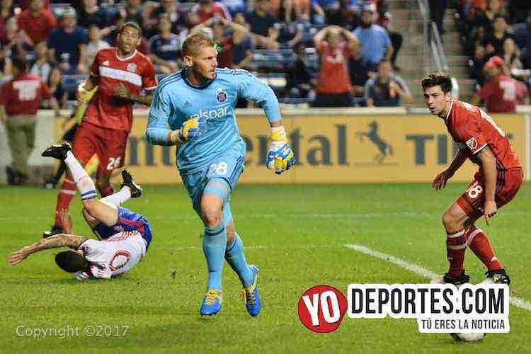 Matt Lampson-Chicago Fire-Toronto FC