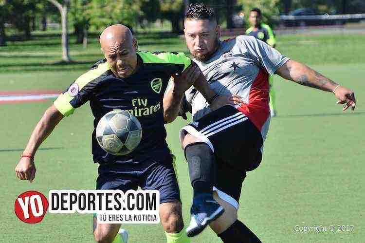 Puebla deja fuera a Chicago Stoners en la Liga Douglas