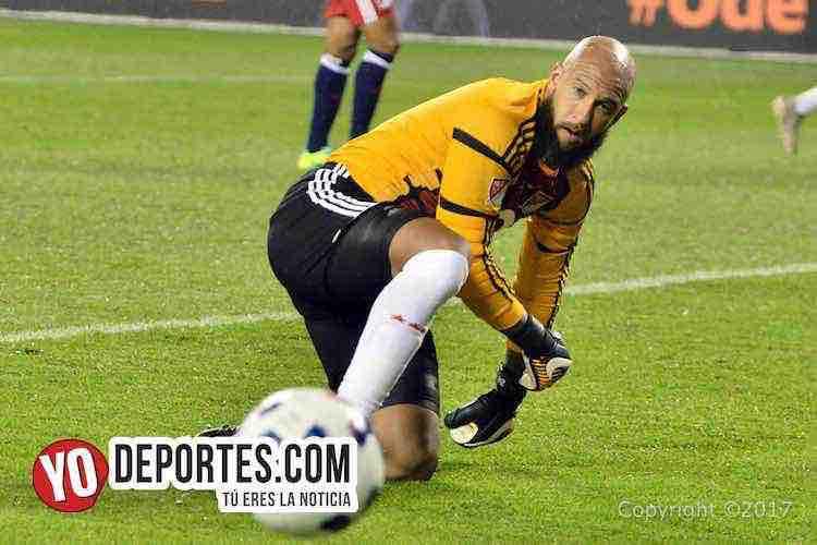 Tim Howard-Real Madrid-MLS Allstar-Soldier Field