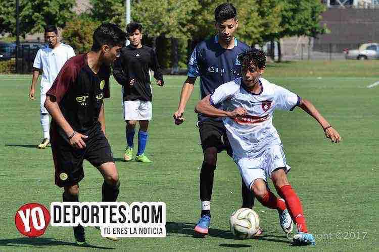 United Stars-Germany-Chitown-Benito Juarez Academy