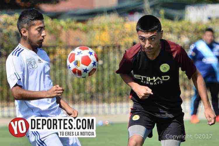 United Stars-Germany-Chitown Futbol-Benito Juarez soccer