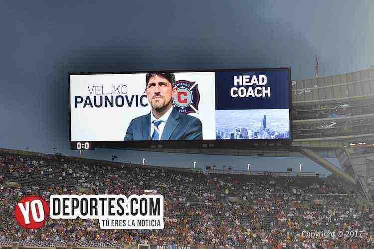 Veljko Paunovic-Real Madrid-MLS Allstars-Soldier Field