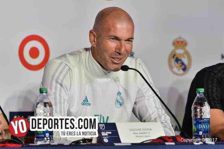 El Real Madrid despierta pasiones en Chicago por el MLS All-Star