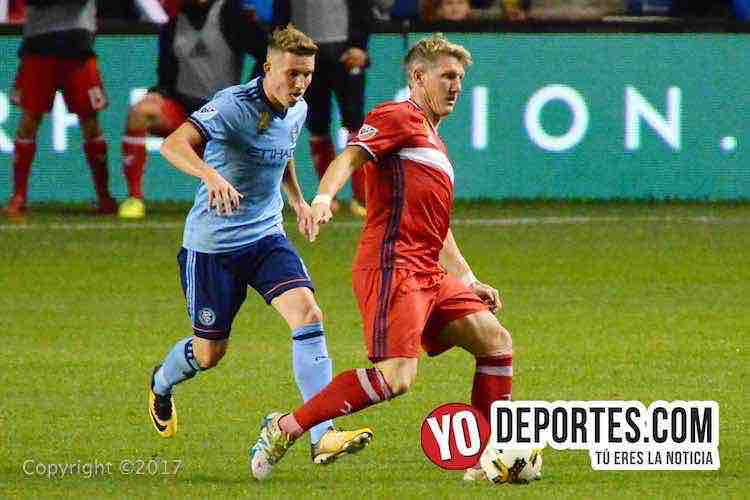 Bastian Schweinsteiger-Chicago Fire-New York City FC