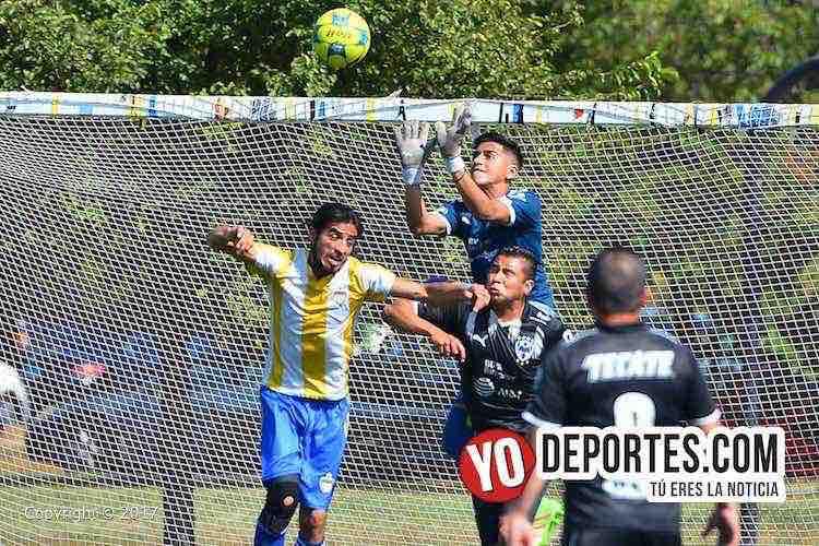 Deportivo Oro-Hidalgo Veracruz-Liga Douglas-Loco Tavares