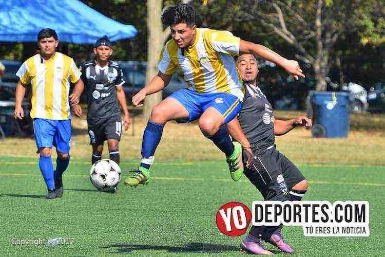 Deportivo Oro-Hidalgo Veracruz-Liga Douglas-semifinal futbol chicago