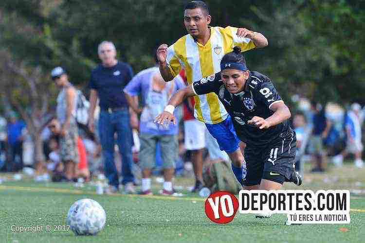 Deportivo Oro-Hidalgo Veracruz-Liga Douglas-semifinal futbol