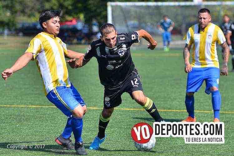 Deportivo Oro-Hidalgo Veracruz-Liga Douglas-semifinal