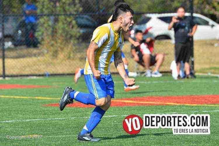 Jose Luis Garcia Messi-Deportivo Oro-Liga Douglas