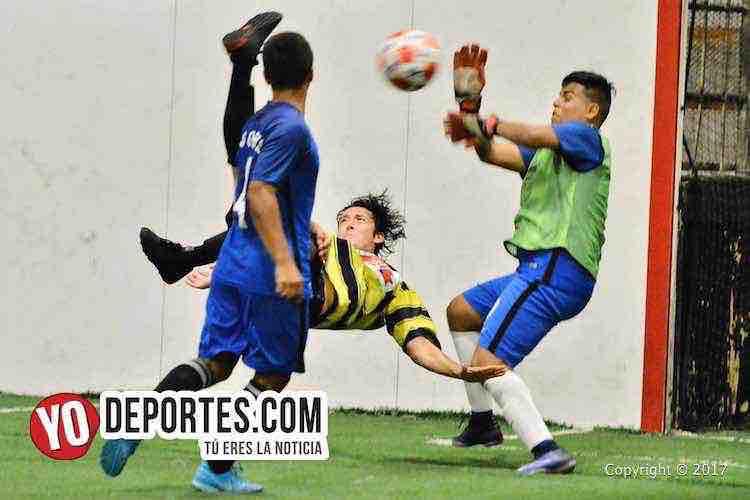 Orlando Diaz-Chavita Kutz-Atletico Espanol-Chitown Futbol Mens Wednesday Night League