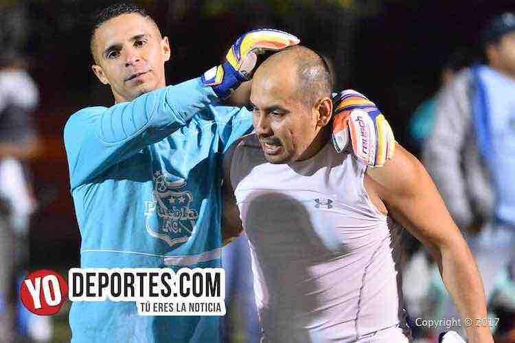 Portero Julio Bello-Ramon Alberto Fernandez Chaparro-Atlas-La Revolucion-Midway Soccer League