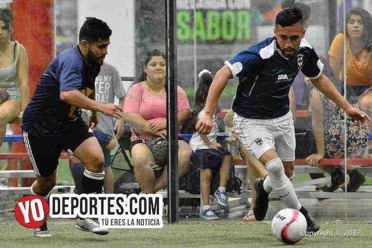 Pumas Floresta-Atlante-Liga 5 de Mayo-chicago soccer
