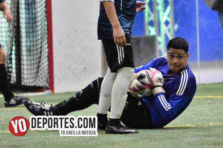 Pumas Floresta-Atlante-Liga 5 de Mayo-portero