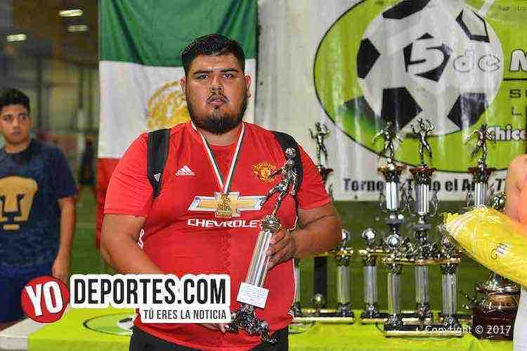 Pumas Floresta-Atlante-Liga 5 de Mayo-subcampeones