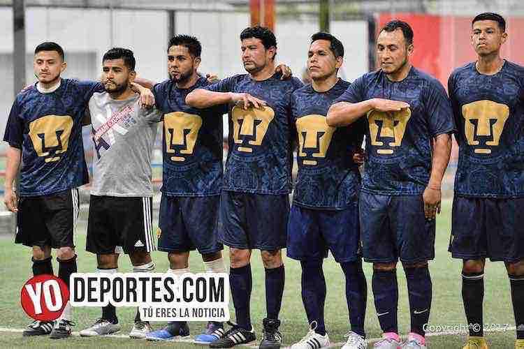 Pumas Floresta-Atlante-Liga 5 de Mayo-viernes soccer