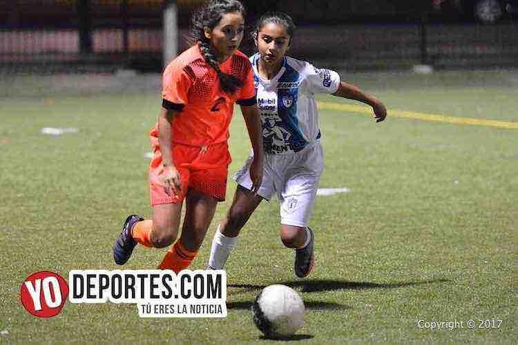 Real FC-Joliet Wolwerines-Chicago Women Premier-tercer lugar