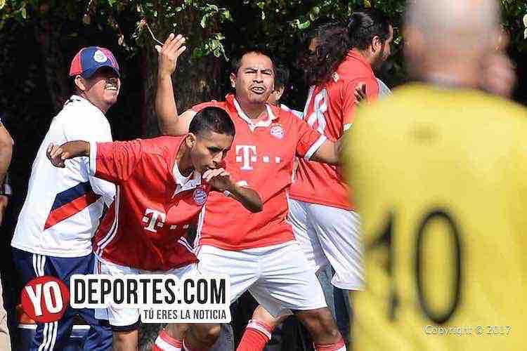 Saúl Benitez Jr. hiere con un gol al super líder Deportivo Maya en la Liga 5 de Mayo