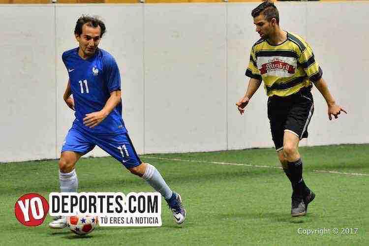 Tony Aguilar-Chavita Kutz-Atletico Espanol-Chitown Futbol Mens Wednesday Night League