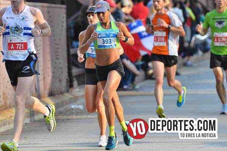 Anita Perez-Chicago Maraton