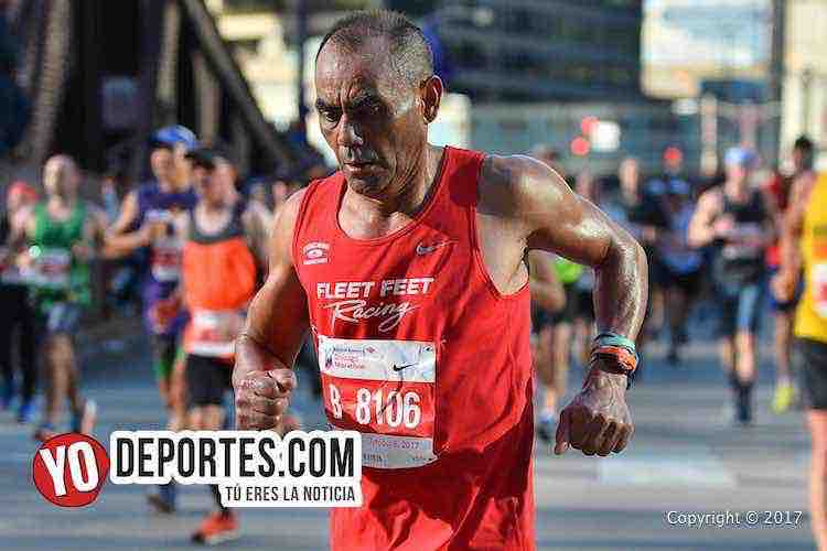 Benjamin Medina-4-10-18-Chicago Maraton 2017