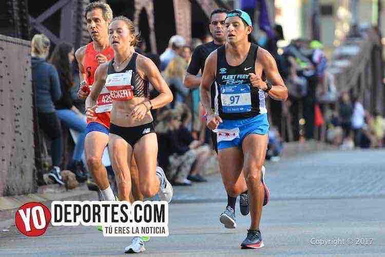 Braulio Benitez-3-11-54-Chicago Maraton 2017